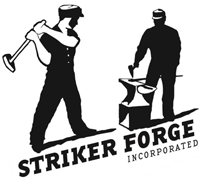 Striker Forge Incorporated logo